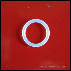 O-ring silicone chịu dầu