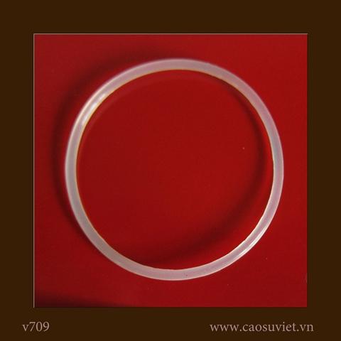 O-ring silicone thực phẩm