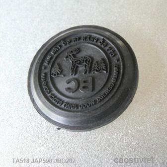 Con dấu tròn khắc chữ BC Ø30 x 6