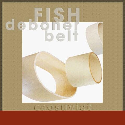 Deboning belts