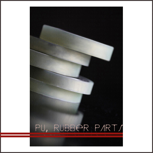 PU, rubber products | Cao Su Viet